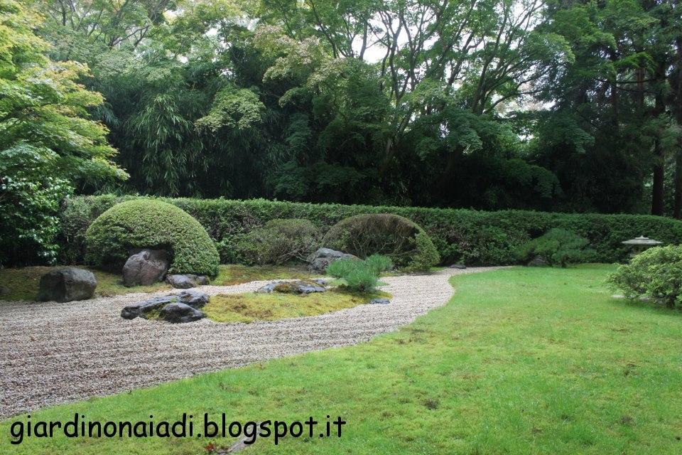Giardino Zen Regole : Il giardino delle naiadi dal giappone ideale
