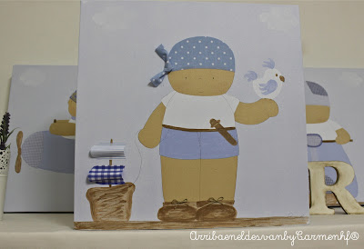 personalised-kids-wall art