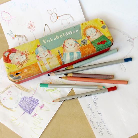 Small pencil, детское