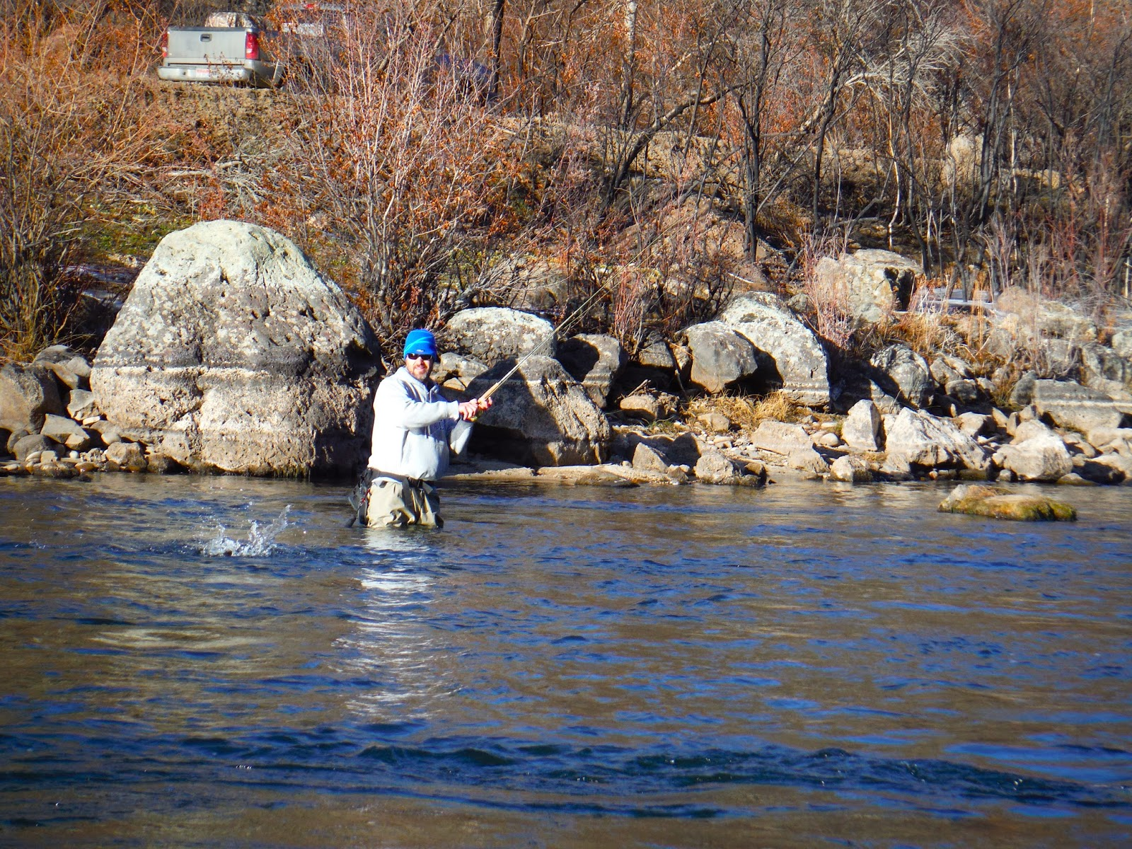 Erik S Fly Fishing Blog Last Time Fishing With Feef