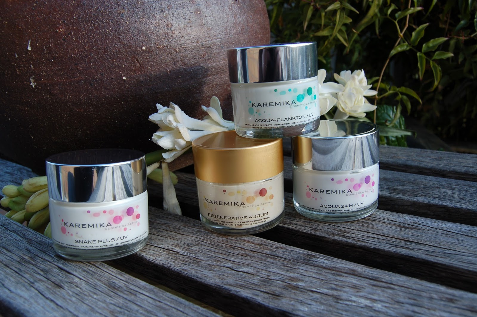 cremas karemika cosmetica activa