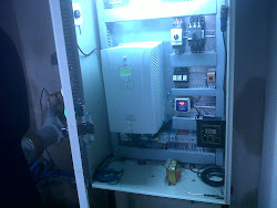 Control de cloro en pozo de bombeo,PI a la concentracion de cloro