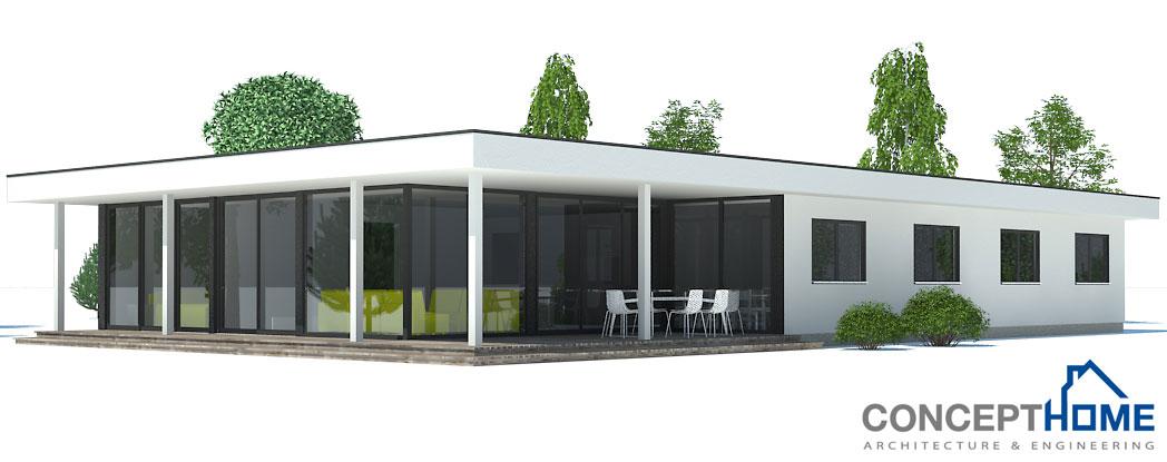 contemporary house plans contemporary home ch169