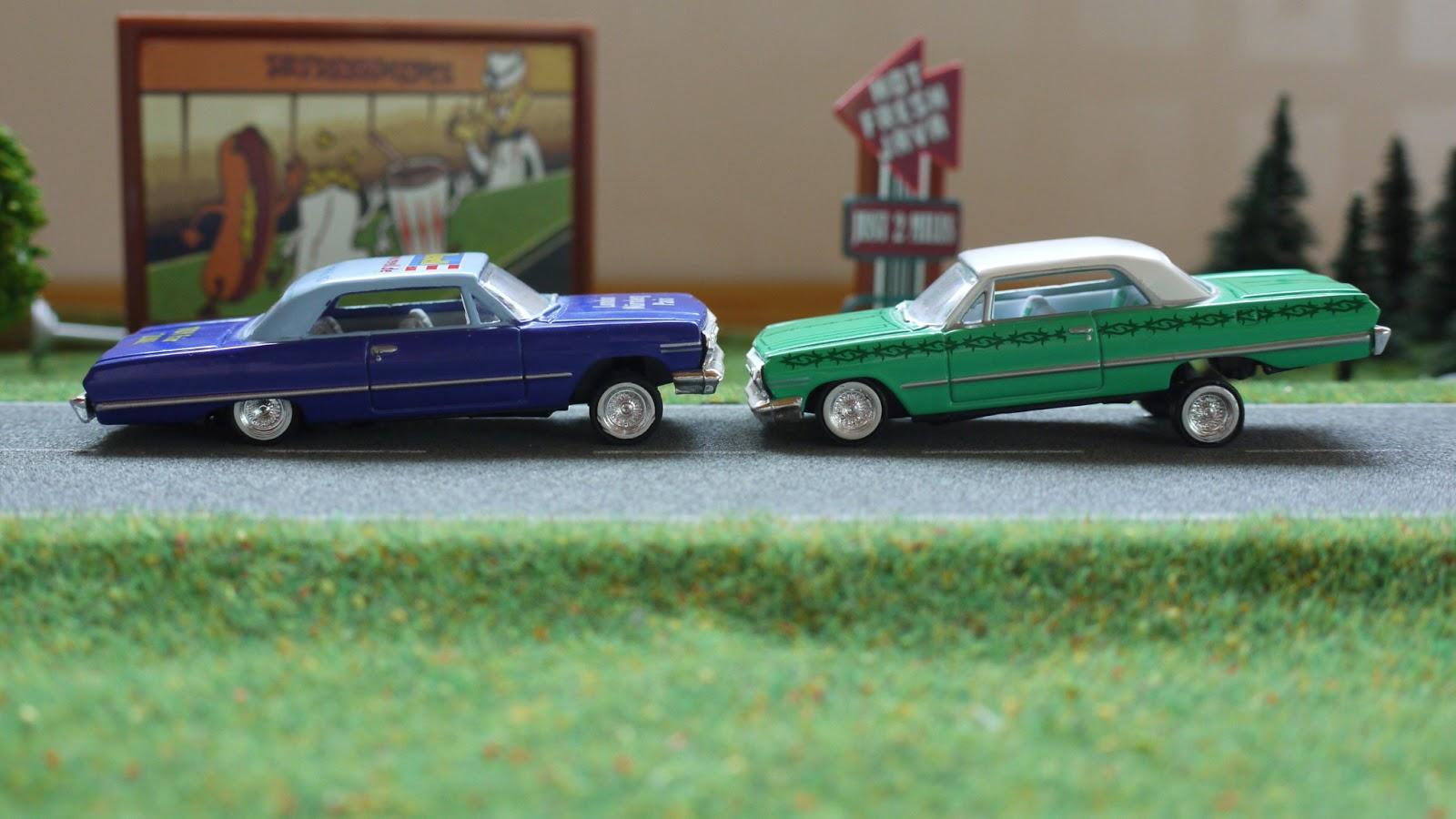 1964 chevrolet impala hot wheels