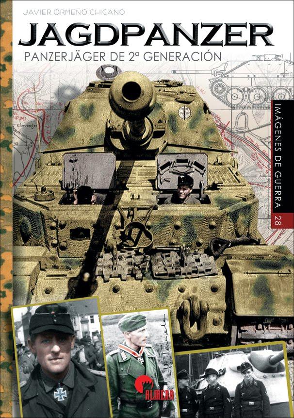 Jagdpanzer. Panzerjäger de 2ª generación.