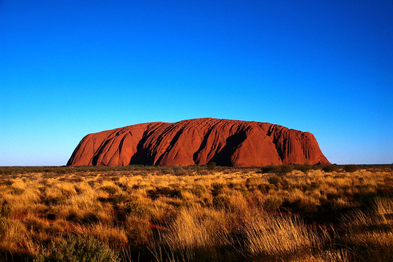 Images Cart : Ayers Rock in Uluru National Park Australia