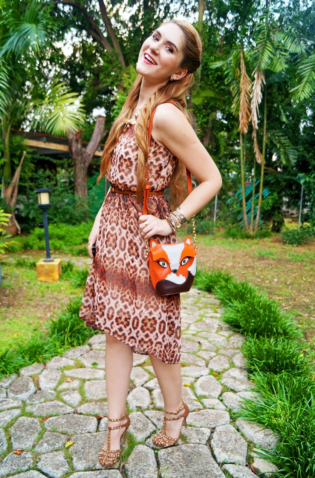 Cute Summer Outfit, Fashion Blog
