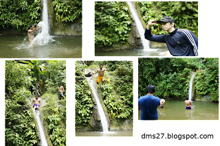 Busay Lut-od Falls - Mount Babag Adventure