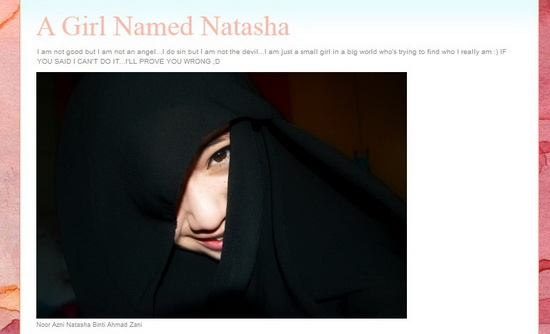 Blog Pilihan | A Girl Named Natasha
