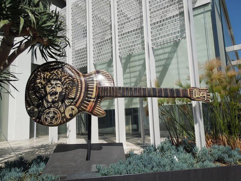Electric Warrior GuitarTown 2012