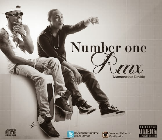 NUMBER ONE REMIX FT DAVIDO