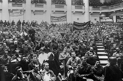 ΤΑ ΣΟΒΙΕΤ ΣΤΗΝ ΟΚΤΩΒΡΙΑΝΗ ΕΠΑΝΑΣΤΑΣΗ 1917