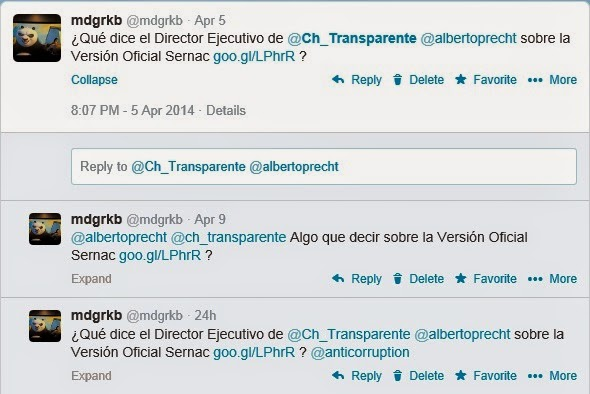 Dada entonces la circunstancia del cargo de Director Ejecutivo que el Sr.  Precht asumió en Chile Transparente 8b97e4552a740