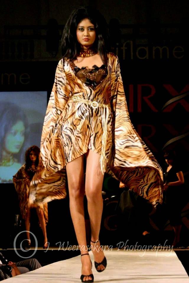 sri lanka fashion show