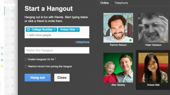 Google integrà Video en el Chat de Gmail