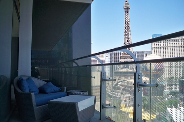 The hopeful traveler the cosmopolitan of las vegas the for Terrace one bedroom cosmopolitan