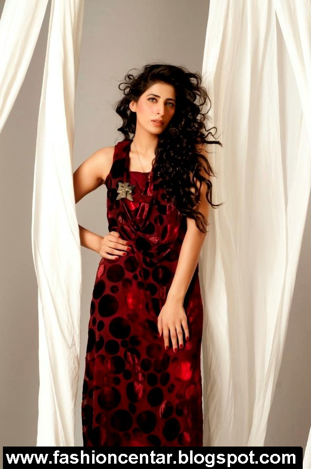 Fancy Gowns Collection 2012-2013 By Sehyr Anis | Fashion in New Look