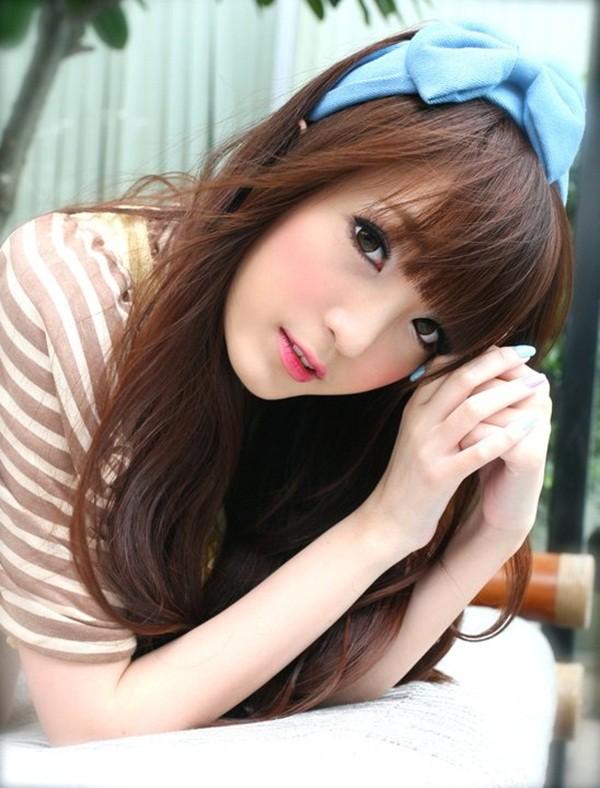 Ảnh gái xinh Thái Lan thật giả lẫn lộn 8