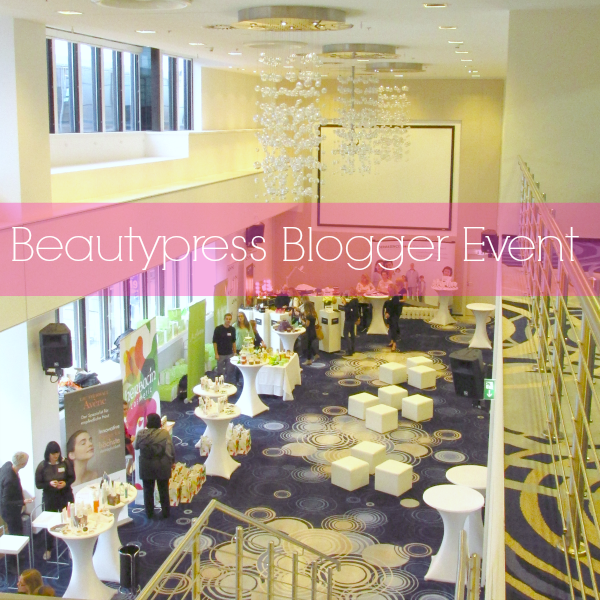 4. Beautypress Blogger Event Oktober 2014
