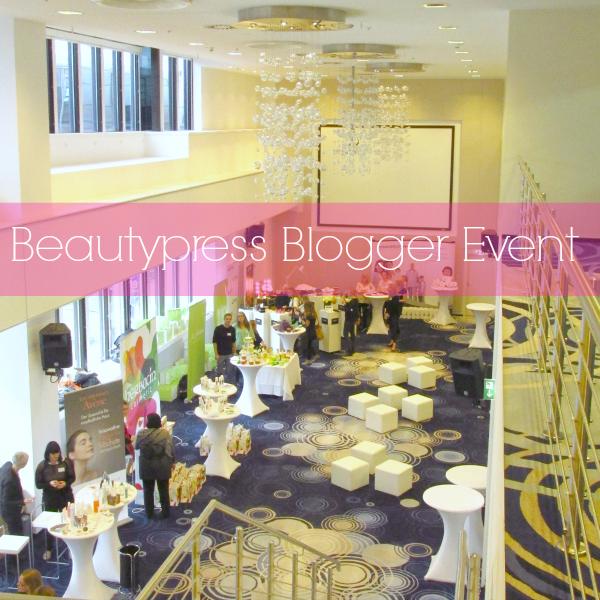 4. Beautypress Blogger Event Oktober 2014