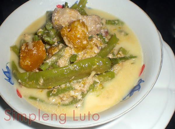 Ginataang sitaw at kalabasa with pork simpleng luto there are lots of recipe like this and delivers or make procedure differently i dont say it taste no good to others but i may say all is taste delicious forumfinder Image collections