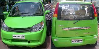 Ahmadi, mobil listrik Indonesia