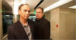 The Authors of &#39;Confidential&#39;, Meir Doron and Joseph Gelman