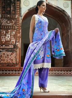 Gul ahmed dresses 2012-13