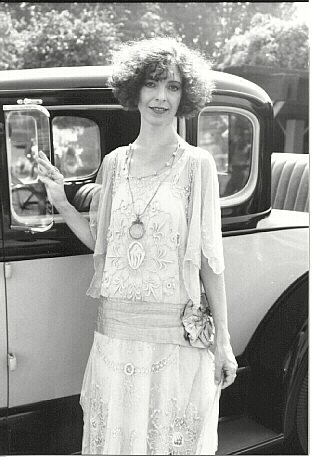 Dress Up and Tea Parties: The 1920s