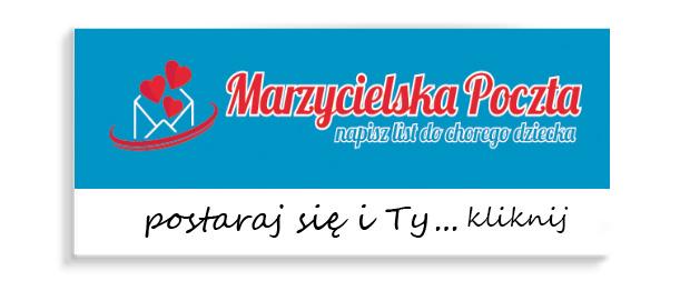 marzycielska poczta - pomóż chorym dzieciom
