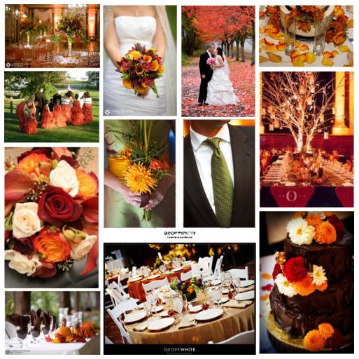 Autumn Wedding Centerpieces8