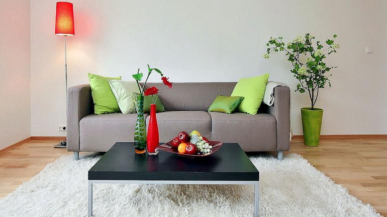 Interior the cozy atmosphere