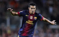 Arsenal and Liverpool make move for Pedro