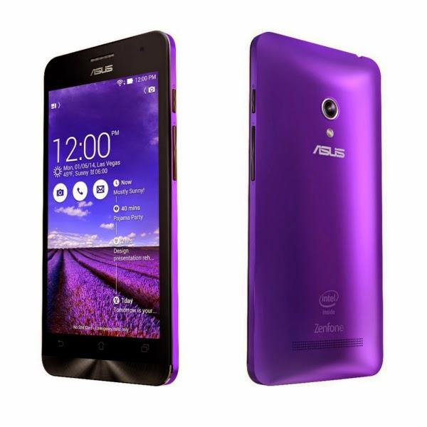 Harga Asus Zenfone 5 Android Berspesifikasi Mumpuni