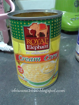 cream corn royal elephant
