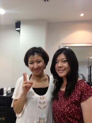 Yvonne @ Komachi Hair Cult