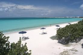 Una Playa para el relajo en el Caribe