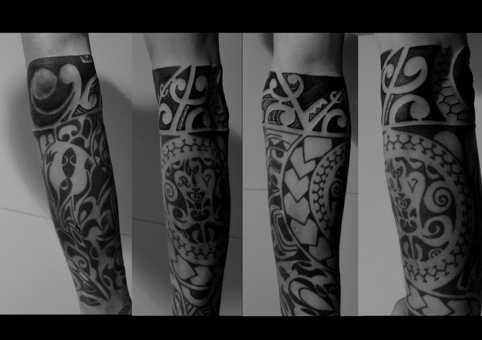 Tosho Tattoo Studio Maori