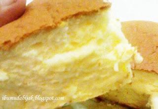 Japanesse Cheesecake