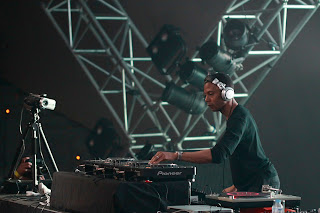 Jeff Mills wallpaper