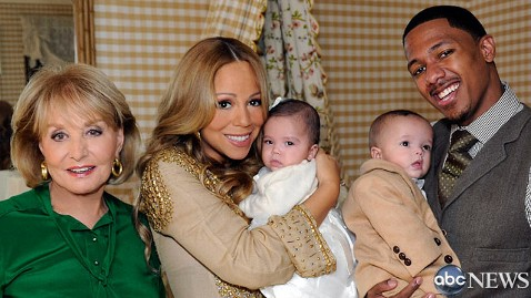 Mariah Carey's Baby Twins Pictures, Roc &amp; Roe, #dembabies pictures