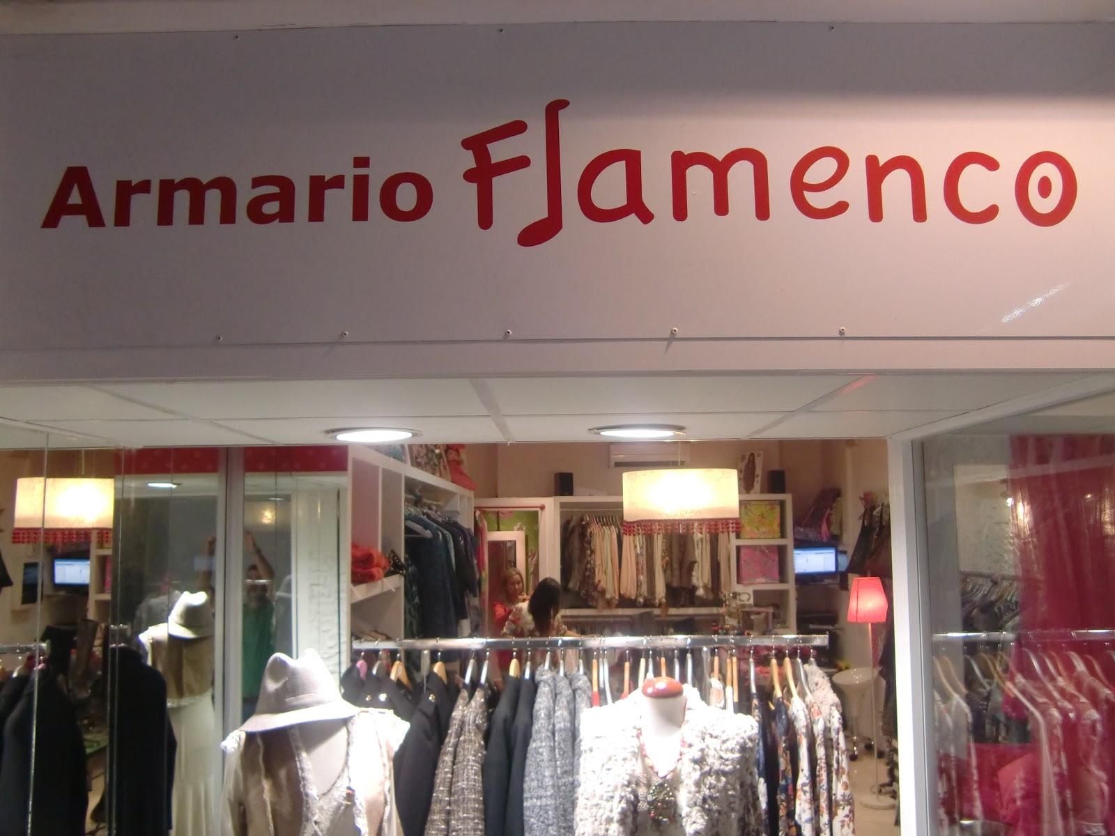 Armario Flamenco Una chica como tu