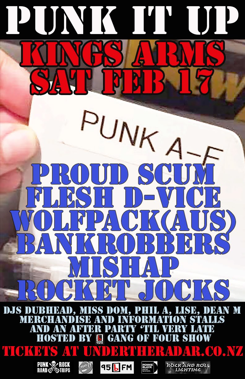 Punk It Up 2018