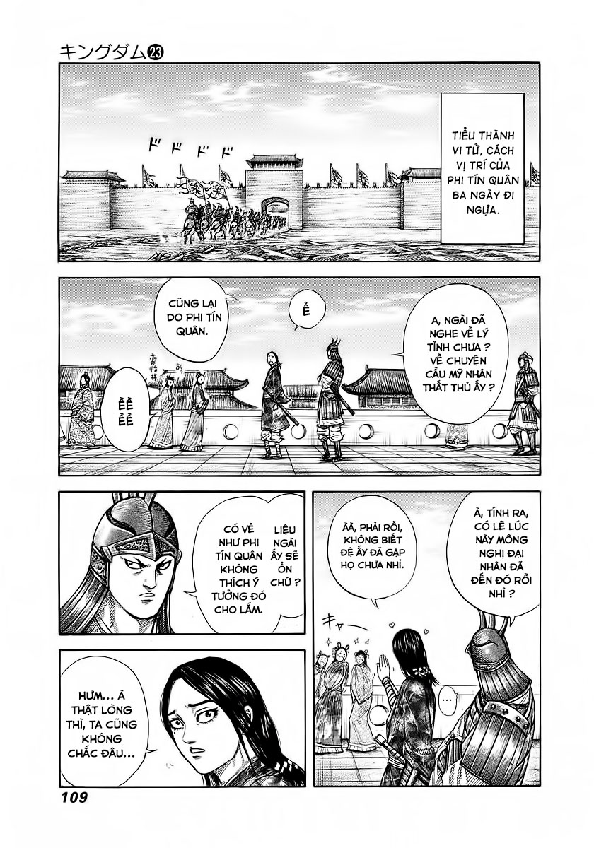 Kingdom – Vương Giả Thiên Hạ (Tổng Hợp) chap 245 page 10 - IZTruyenTranh.com