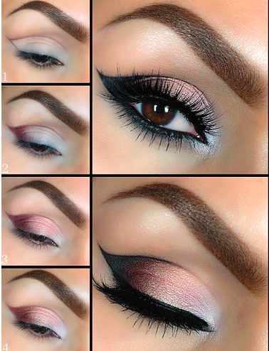 Ladies Eye Make Up Tutorial...