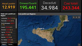 COVID-19 Italia - Monitoraggio 14 Luglio