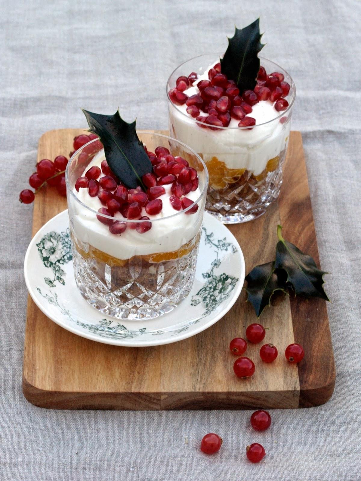 lettvint dessert