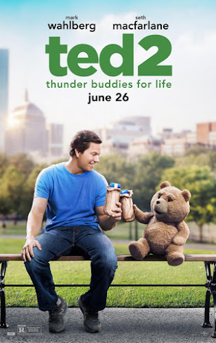Ted 2 (BRRip 720p Dual Latino / Ingles) (2015)
