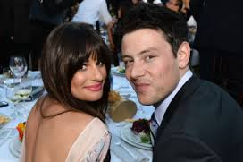 'Glee' star Lea Michele has paid tribute to Cory Monteith