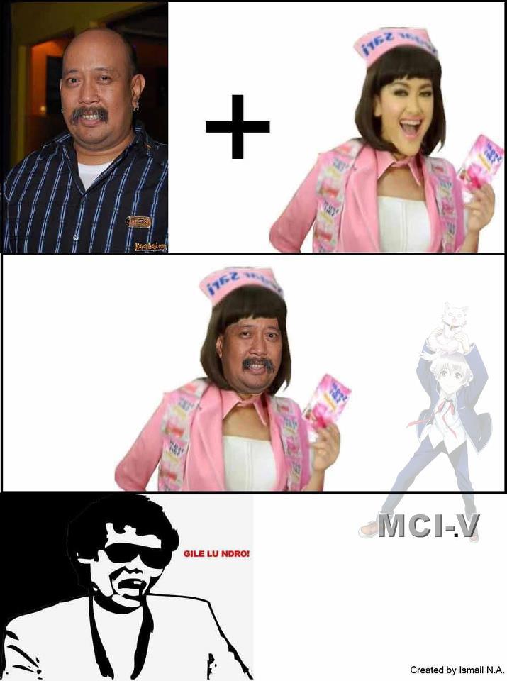 Meme Comic Indonesia Ii Catatan Fanny